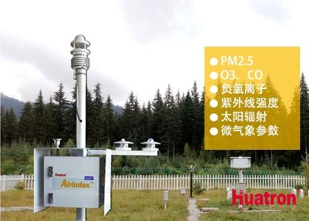 EQI25F森林生态指数站