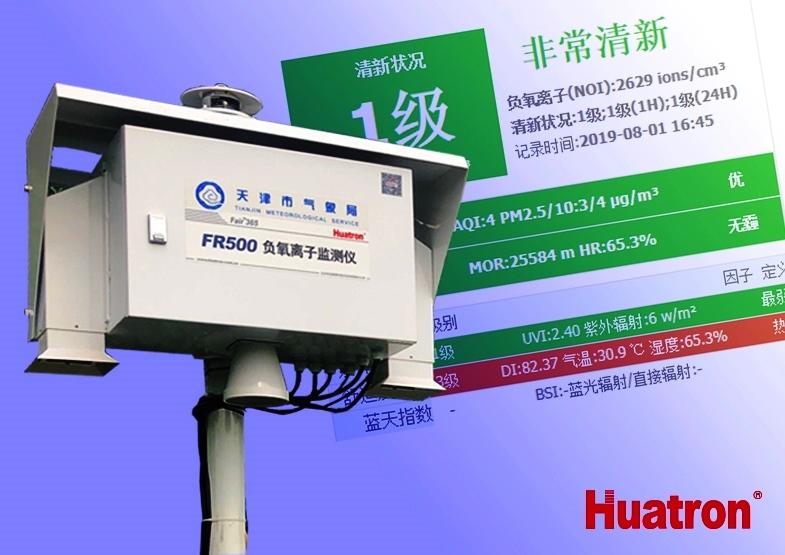 FR500负氧离子监测仪