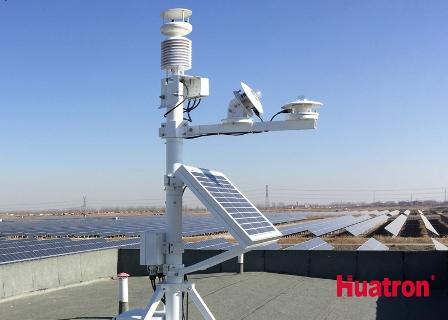 WSP50光伏效率监测站