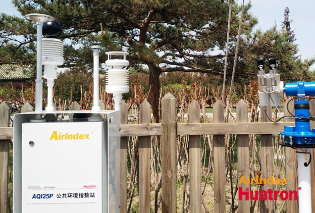 AQI25P公共环境指数站