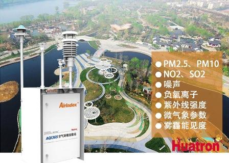AQI365空气环境指数站