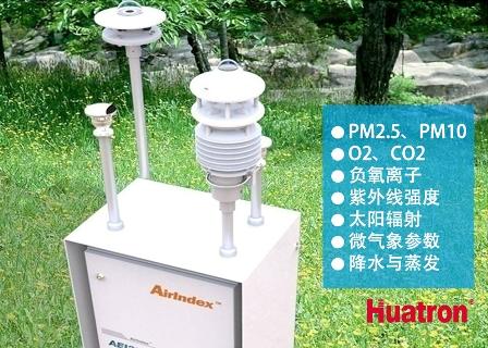 AEI25C空气涵养指数站
